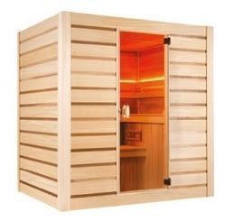 Sauna vapeur Ecolo 6 places