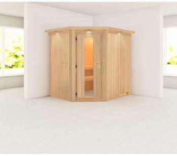 Sauna vapeur Greenpower Lobin