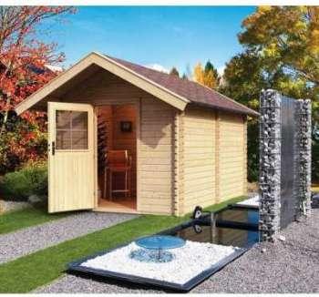Sauna d extérieur Chalet 3
