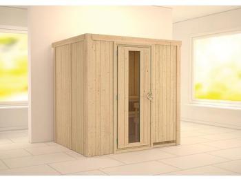 Sauna traditionnel vapeur