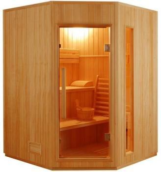 Sauna Vapeur Zen Angulaire