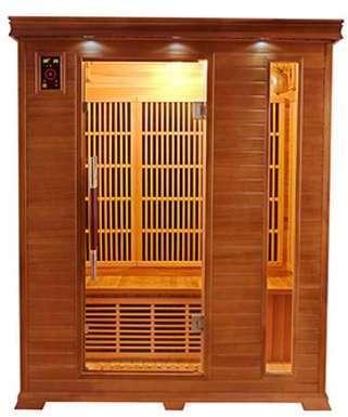 France Sauna Sauna Infrarouge