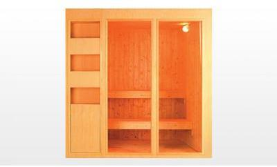 SAUNA TRADITIONNEL 80X100X200