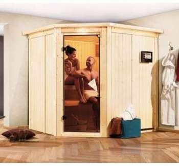 Promotion sauna traditionnel