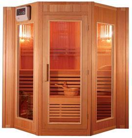 Sauna vapeur ZEN 5 (5 places)