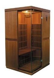 Sauna Infrarouge Cèdre rouge