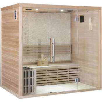 Sauna traditionnel LUXE 4