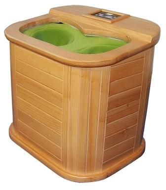 Sauna infrarouge portable
