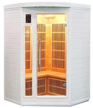Sauna Infrarouge SOLEIL BLANC