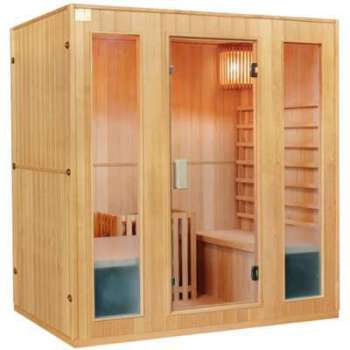 Sauna traditionnel 4 places