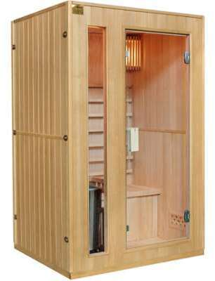 Sauna traditionnel 2 places