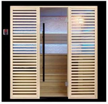 Sauna de Luxe traditionnel