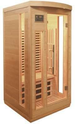 Sauna infrarouge panneaux