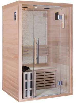 Sauna traditionnel LUXE 2