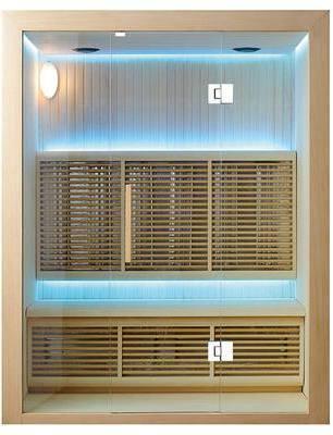 Sauna infrarouge 3 à 4 places