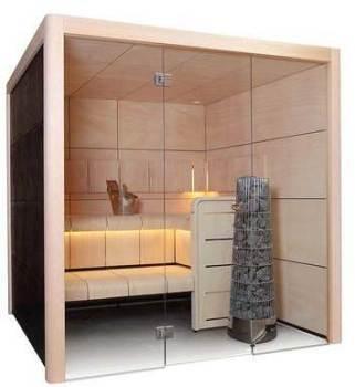 Sauna Traditionnel 4 à 5 places