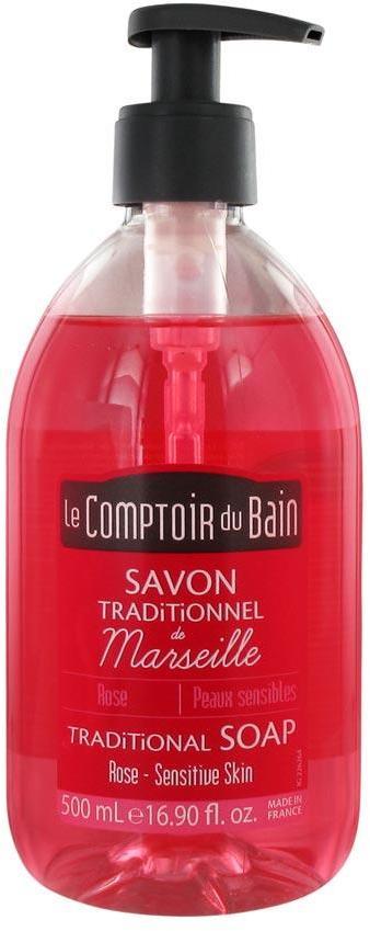 Catgorie savons page 6 du guide et comparateur d 39 achat - Savon liquide de marseille le comptoir du bain ...