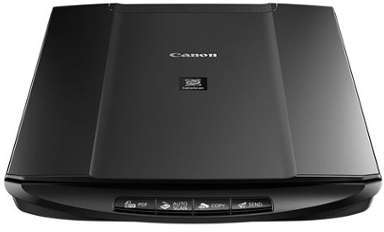 Scanner canon canoscan lide