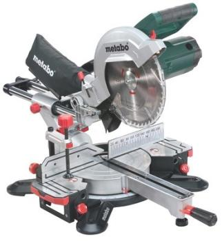 Metabo KGS 254 M Scie à onglet