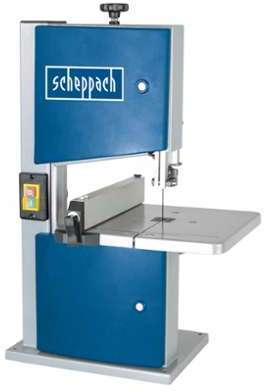 Scheppach scie à ruban HBS20