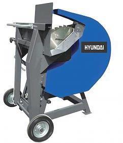 HYUNDAI Scie à bûches électrique