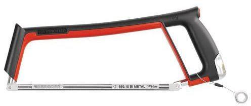 Monture de scie à métaux compact