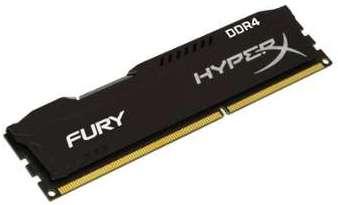 HYPERX Fury Black Series 4