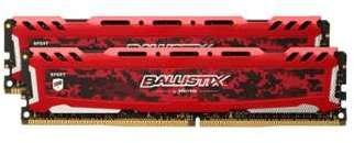 BALLSTX Sport LT Red 16 Go