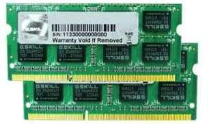 G SKLL DDR3 Notebook SO DMM