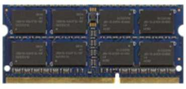 Mémoire 4Go DDR3 à 1600Mhz