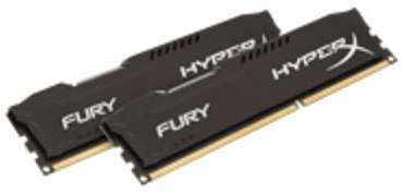HyperX FURY Black Series Mémoire