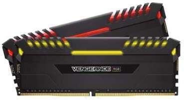 CORSAR Vengeance Black RGB