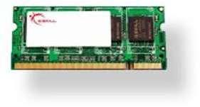 Mémoire Sodimm DDR2 - 2 Go
