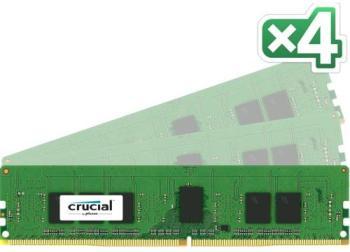 Crucial 16Go Kit (4 x 4Go)