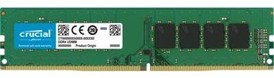 Crucial 16Go DDR4-2666 UDIMM