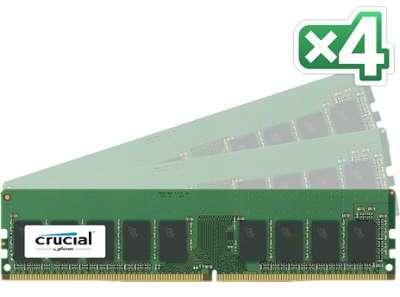 Crucial 64Go Kit (4 x 16Go)