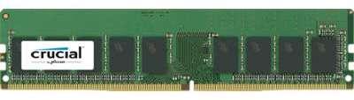 Crucial 16Go DDR4-2666 ECC