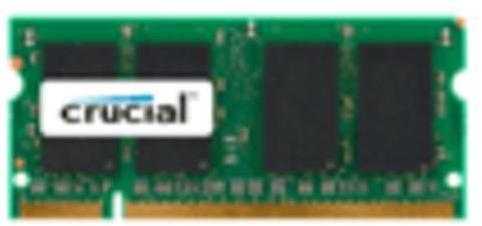 Crucial 2Go DDR2-666 SODIMM