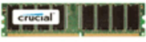 Crucial 512MB DDR-400 UDIMM