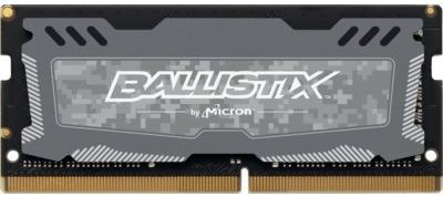 Ballistix Sport LT 4Go DDR4-2666