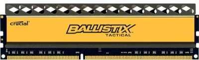 Ballistix Tactical 4Go DDR3-1866
