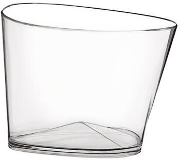 Vasque à champagne Delta transparente