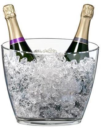 Seau à champagne Acryl pour