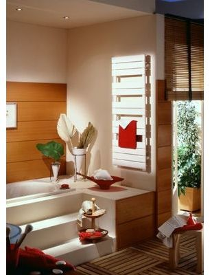 Sèche-serviettes eau chaude