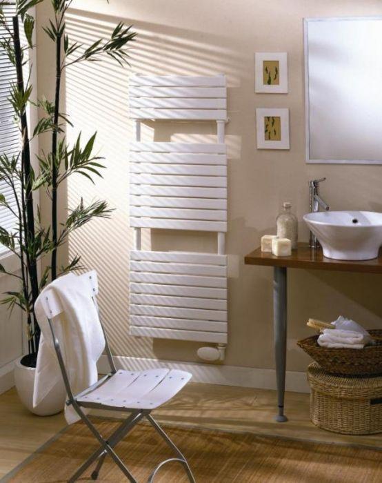 Sèche-serviettes électrique