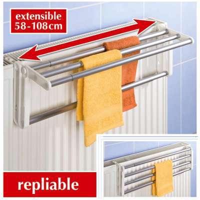 Sèche-linge pour radiateur