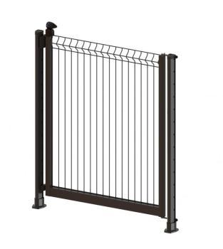 Portillon de clôture piscine