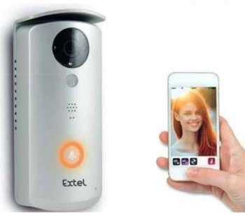 Visiophone sans fil commande