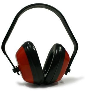 Protection auditive avec des