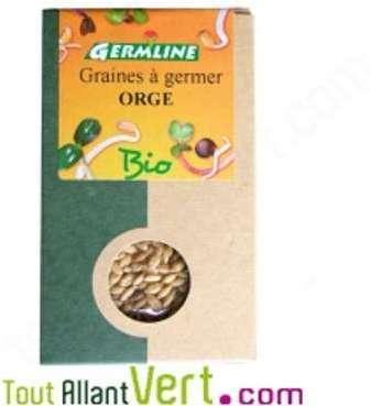 Graines à germer Orge Bio